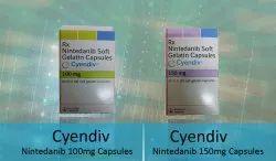 Cyendiv 100 Nintedanib Soft Gelatin Capsule