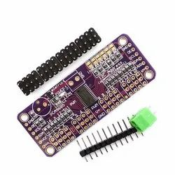 PCA9685 16 Channel 12 BIT PWM Servo Motor Driver Has Following Features  2-Bit Resolution For Each O
