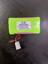 Das 2.2Ah 7.4V Lithium Ion Battery, Battery Type: Lithium-Ion, Battery Capacity: 2.2 Ah