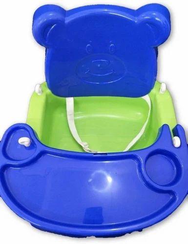 Welo 5 In 1 Feeding Booster Seat Cum Swing Baby Car No Recline
