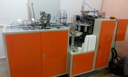 Cold  Drinks Glass Making Machine