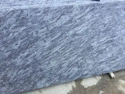 Blue Material Polished Lavender Blue Granite, Thickness: 20-25 mm