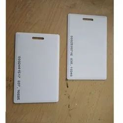 Double Sided Proximity Card attendance cards, Shape: Rectangular, Thickness: 2-5 Mm