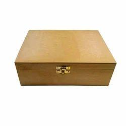 Wooden Plane Box