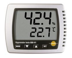 Thermohygrometer NABL Calibration