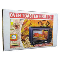 Domestic Oven Toaster Griller