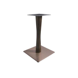 PTB-07RG Color Plated Series Table Base