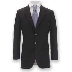 Regular Fit Plain Mens Office Blazer
