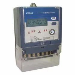 Trinity E5000 Revenue Grade Dual Source Energy Meter, 240 V AC Or 3X240 VAC for commercial
