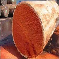 Padauk Wood Log