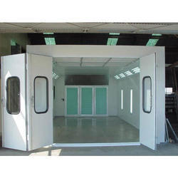 Portable Spray Paint Booth
