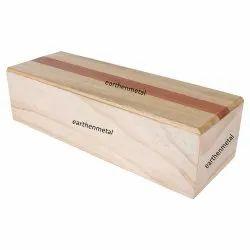 Wooden Pine Wood Box
