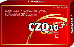 Coenzyme Q10 Lycopene Multivitamin With DHA and L-Arginine