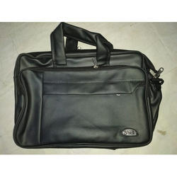 Mens Office Leather Briefcase Bag