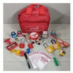 Electrician Circuit Breaker Loto Kit