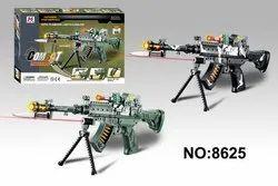 Green Mission Gun Toy