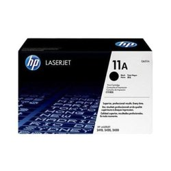 Hp 11a Black Original Laerjet  Toner Cartridge (26511a)