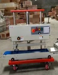 5 Kg. Band Sealer Pouch Packing Machine