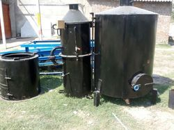 Cashew Steam Boiler With Cooker