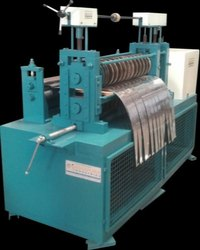 SS Tube Slitting Machine