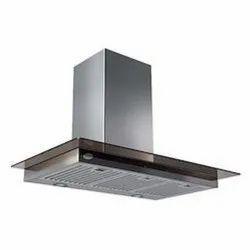 230 V Modern Glen Kitchen Chimney, Display: Led