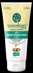Treeology Cream Walnut Scrub, Pack Size: 100 Gm