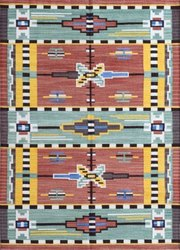 Vimla International Cotton Hallway Antique Handwoven Rug, For Indoor, Size: 4 X 6 Feet