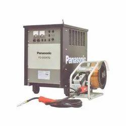 Panasonic 500 KR2 MIG Welding Machine