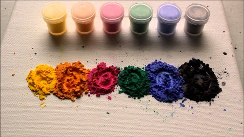 Pigments, For Used For Coloring In Textile., Packaging Type: Plastic Boxes,  | ID: 1200806473
