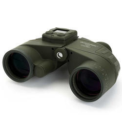 Cavalry 7x50 Binocular with GPS, Digital Compass & Reticle