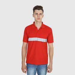 UB-TEE-YEL-HI-004 Work T-Shirts