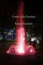 Musical Modern Round Dancing Fountain, 203v