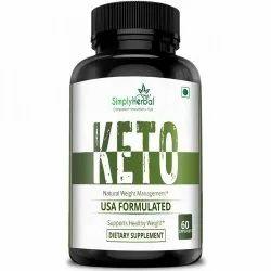 Simply Herbal Premium Keto-Diet Supplements