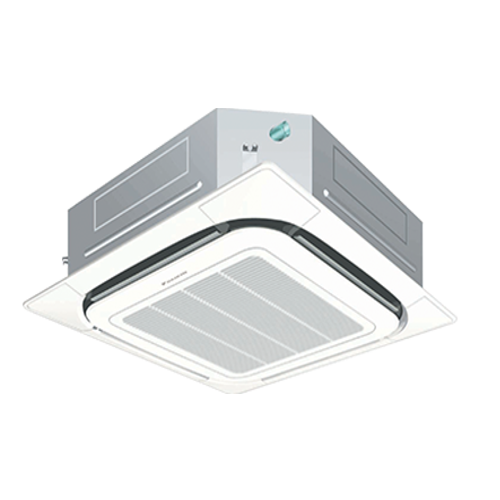 Ceiling Cassette AC - Cassette Air Conditioner Wholesaler from Lucknow