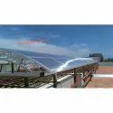 Polycarbonate Atrium Roofing Structure