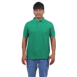 Large And Green And Mens Polo Green T Shirt