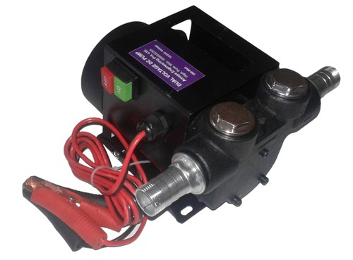 Battery Operated Continuous Pumps for Petroleum Tankers, Max Flow Rate: 70 Lpm, Model: B-70 DC