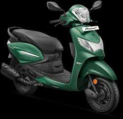 12v - 4ah Etz-5 Mf-battery Green Hero Pleasure Plus 110CC BS6