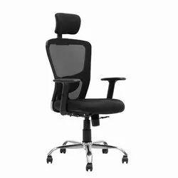 High Back Chair With Headrest