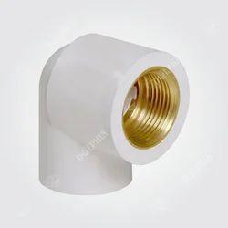 UPVC Brass Elbow