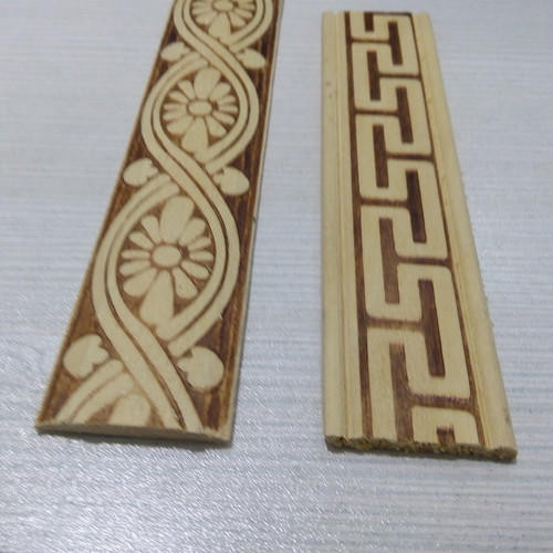 Decorative Wooden Beading लकड क ब ड ग व डन