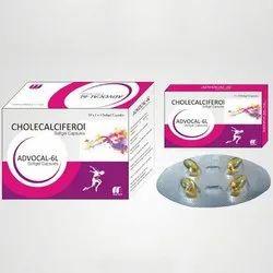 Cholecalciferoi Softgel Capsules