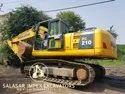 Used Komatsu PC 210-8 MO Excavators