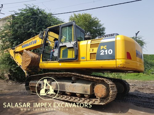 Used Komatsu Pc 210 8 Mo Excavators