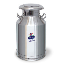 30 Ltr Stainless Steel Milk Can