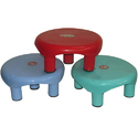 Plastic Bath Stool