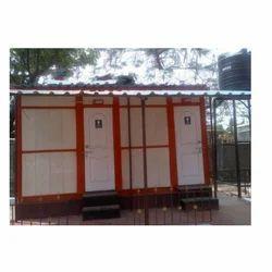 Prefab Bathroom & Toilets
