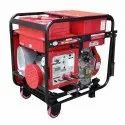 Non-silent 8.5 Kva Portable Diesel Generator, Model Name/number: Ge-9000ds, 230 V