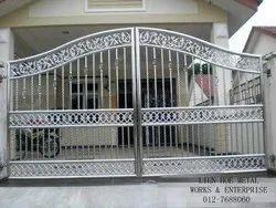 Gate Grill