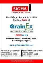 Exhibition : Grainex India (Dec 2017)